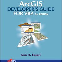 ARC/GIS Developer's Guide For VBA Ebook Rar