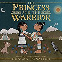 The Princess And The Warrior: A Tale Of Two Volcanoes (Americas Award For Children's And Young Adult Literature. Commended) Download