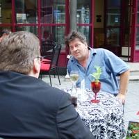 Esti beszélgetés Bakáts Tiborral