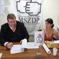 A Szövetség a Jövőért Egyesület is támogatja Schmuck Andort