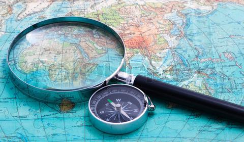 A térkép nem azonos a területtel, melyet ábrázol..