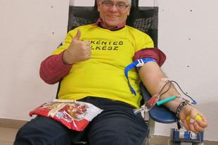 Magyarország egyik legelkötelezettebb véradója is szcientológus