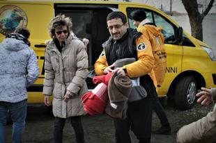 Azonnali segítség a fagy előtt álló otthontalanok részére