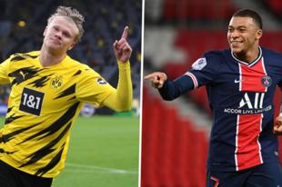 Hasonlóságok és eltérések: Kylian Mbappé és Erling Håland