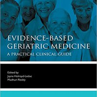 {* ZIP *} Evidence-Based Geriatric Medicine. Radio control During think campaign small Physique
