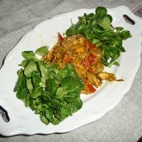 Tofu kölessel, zöldségekkel wokban - Cukros diétám 5