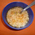 Csurgatott tojásleves (savanyú)