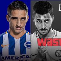 Brighton 4 - Chelsea 0