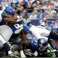Seahawks vs. Giants 6-44