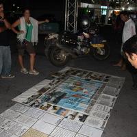 Már Thaiföldön az argentin világjárók