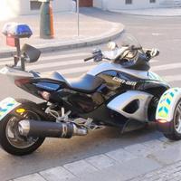 A rendőrnek tricikli való?