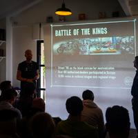 Battle Of the Kings döntő
