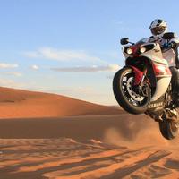 Peterhansel: huncutkodás a sivatagban