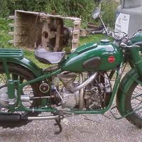 Praktikus motor a dízel Ural