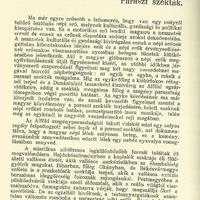 Megoldás a szekták ellen 1935-ből