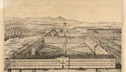 Albrecht, Bernhard (?-1822): Das Allgemeines Krankenhaus in Wien