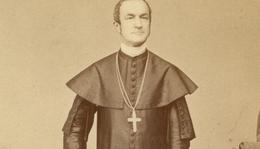 Borsos József (1821–1883) műterme: Szemerényi (Semmelweis) Károly (1813–1898), Semmelweis Ignác bátyja (Fotográfia)
