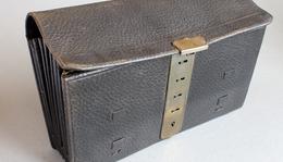 Semmelweis Ignác irattartó táskája