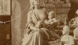 A szobrász műtermében: Stróbl Alajos és Semmelweis emlékmű