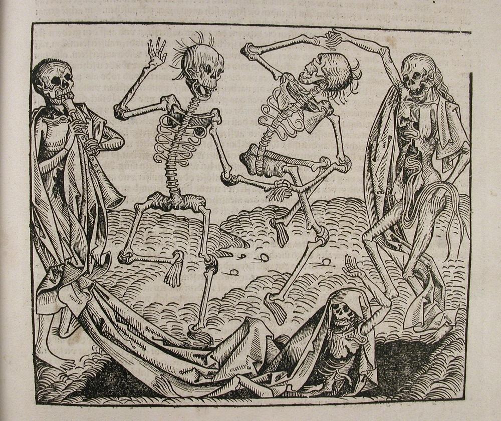 Halotti rítusok a nagy járványok idején 1. rész