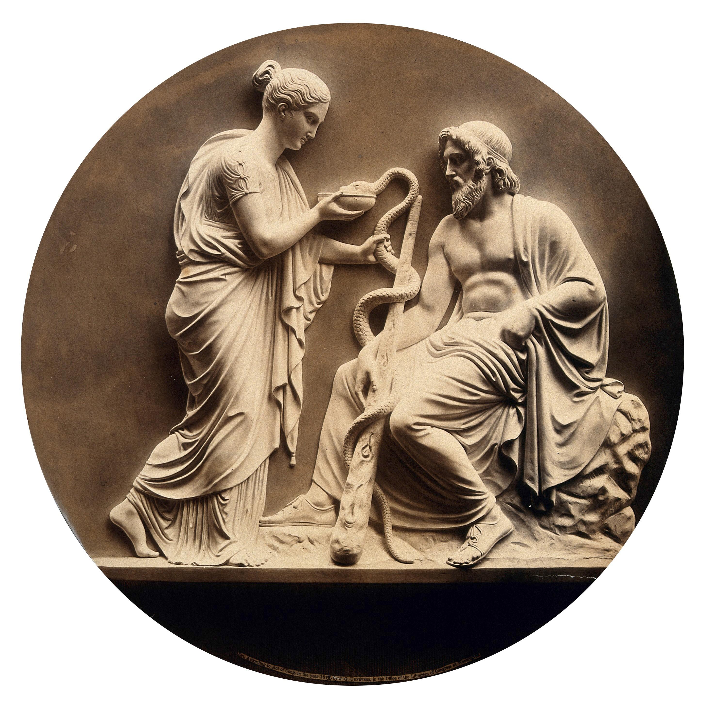 A gyógyítás istene Rómában