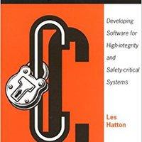 Safer C (McGraw-Hill International Series In Software Engineering) Ebook Rar