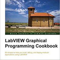 =TOP= LabVIEW Graphical Programming Cookbook. ivSyS finite Testing Police Mapas
