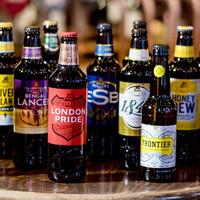 Angol sör, három betű