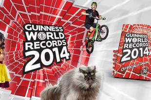 Guinness rekordok