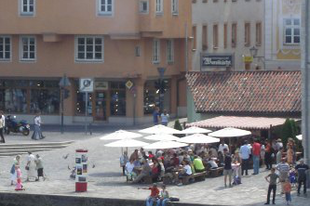 Sörözés Regensburgban