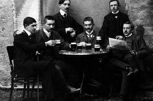Debreceni Bölcs Férfiak Sertársasága 1928