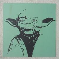 Yoda art - 9 képzőművészeti alkotás, amitől hátast dobsz