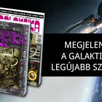 Megjelent a szeptemberi Galaktika és a Galaktika XL Star Trek-különszáma!