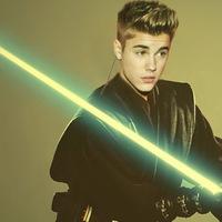 Bieber a csillagok közt!