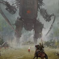 Szovjet steampunk1920-ból