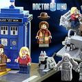 Shut up and take my money - Doctor Who lego készül!
