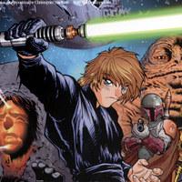 Star Wars - Ha a japánok animálták volna meg