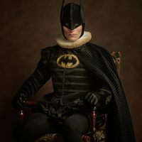 Barokk Batman és Reneszánsz Robin