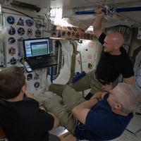 A nap képe: ISS vs. focipálya