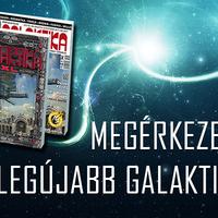 Megjelent a Galaktika 293 és 293 XL!