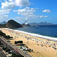 Rio de Janeiróban vízesést építenek