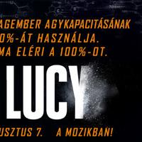 Lucy, aki egy nagyon durva tripbe keveredett
