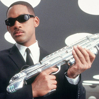 Men in Black 3 - D
