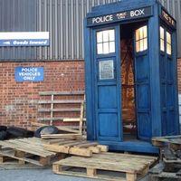 Hol van a TARDIS pótkulcsa?