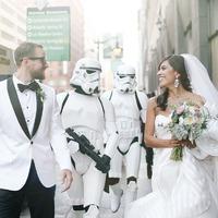 A legtrendibb Star Wars esküvők