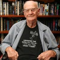 Arthur C. Clarke öt legnagyobb találmánya