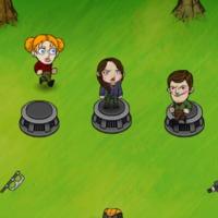 Fantasztikus, szórakoztató Éhezők viadala játék!