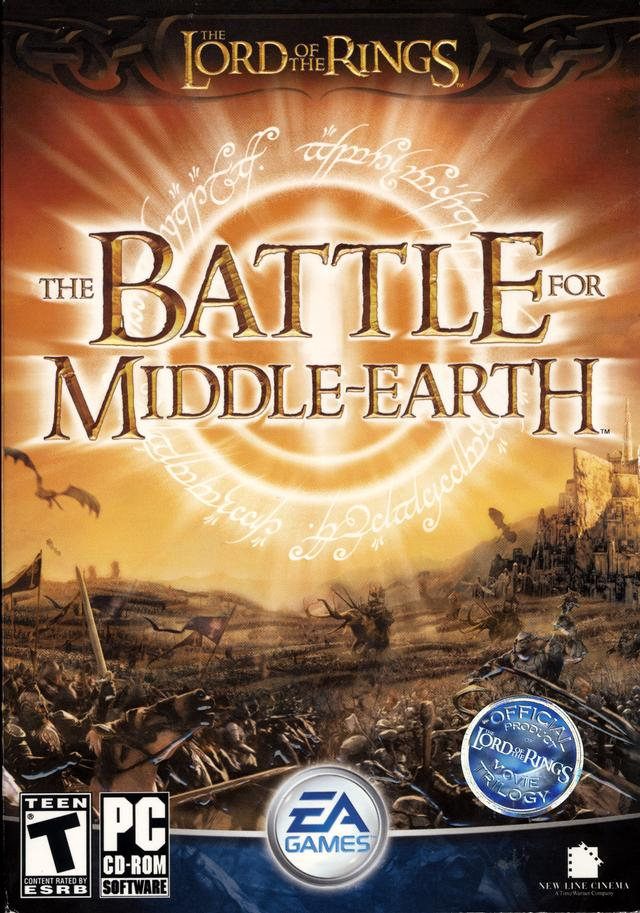 The Lord of The Rings - The Battle for Middle Earth.jpg