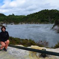 Új-Zéland: Rotorua, Taupo