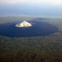 Új-Zéland: Egmont Nemzeti Park